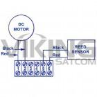 Actuator Reed Sensor