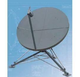 1.8 Meter Quick Deploy, CPI SAT 1189-111-4