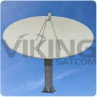 3.8 Meter DH Dual Axis Motorized Antenna