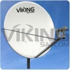 GD Satcom 1.2 Meter Ka Circular SP Receive Only