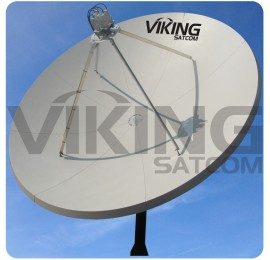 CPI SAT 3.7 Meter Antenna, 1374 Series *In Stock*