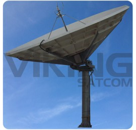 4.5 Meter with C / Ku band Feed System
