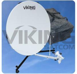 1.0 Meter Quick Deploy Manpack Antenna
