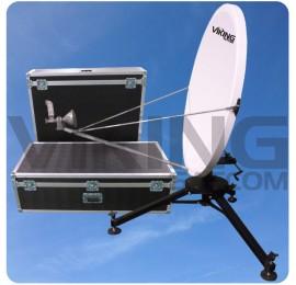 1.2 Meter Quick Deploy Long Focal Length Antenna