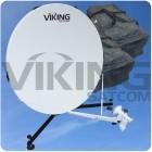 1.2 Meter Quick Deploy Manpack Antenna