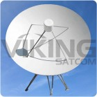 4.5 Meter with Triple Beam Satellite Feed System