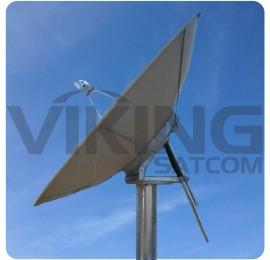 5.0 Meter Motorized C/Ku Band Downlink Antenna Package