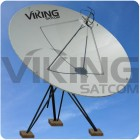 4.5m Fixed Tripod Mount Antenna