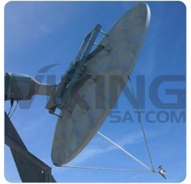 CPI SAT 1.2 Meter X Band Antenna