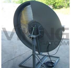 De-icing Systems for Viking Satcom Antennas