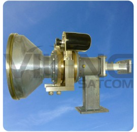 C Band Motorized Tx Rx Feed for CPI SAT Antennas