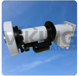 2 Port C Band Motorized LP/CP Feed Assembly