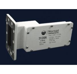 Norsat 3220RF C band PLL LNB