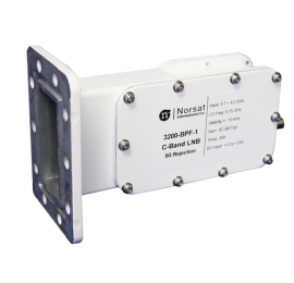 Norsat 3100F-BPF-3 C band 5G Interference LNB