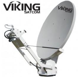 1.8 Meter Mobile VSAT Auto-Point Antenna